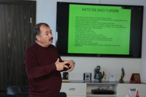 Kıbrıs Türk Eko ve Agro Turizm Kooperatifi Başkanı Zekai Altan
