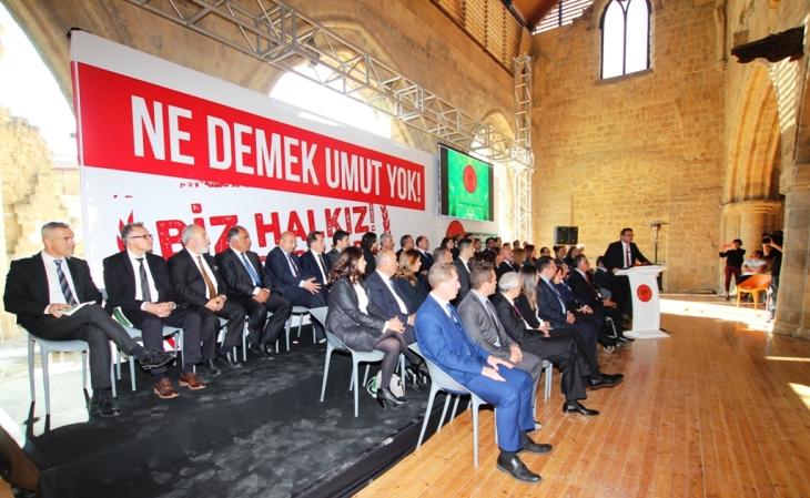 Erhürman - Ekonomik ve Sosyal Kalkınma Programını açıkladı (2)