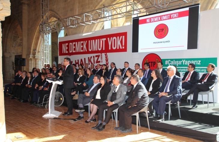Erhürman - Ekonomik ve Sosyal Kalkınma Programını açıkladı (4)